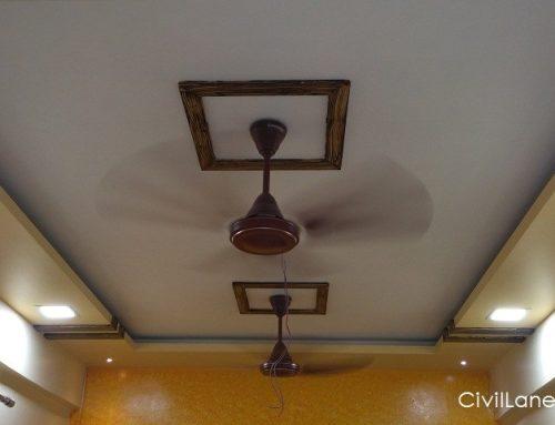 False Ceiling Cost & Advantages
