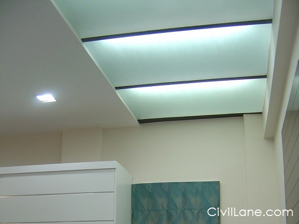 Bathroom false ceiling alternative materials and costing for Small bathroom designs bangalore