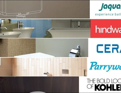 Top 5 Bathroom Fittings & Sanitary Brands India