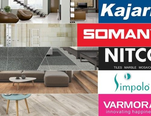 Top 5 Ceramic / Vitrified Tiles Companies In India
