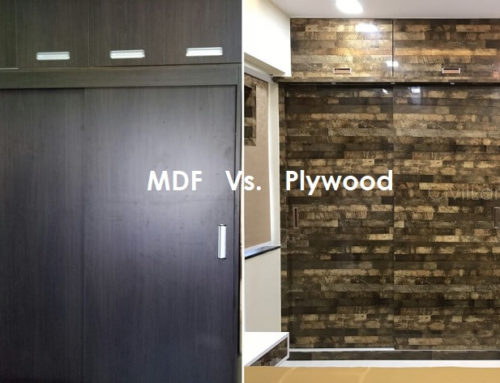 MDF Vs. Plywood Wardrobe – Which One Is Worth Spending?