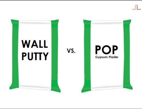 Wall Putty & POP – What Is The Difference Between