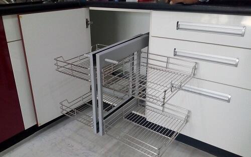 Kitchen Magic Corner Basket Mumbai