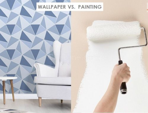 Wallpaper vs Paint – What To Choose For Indian Homes
