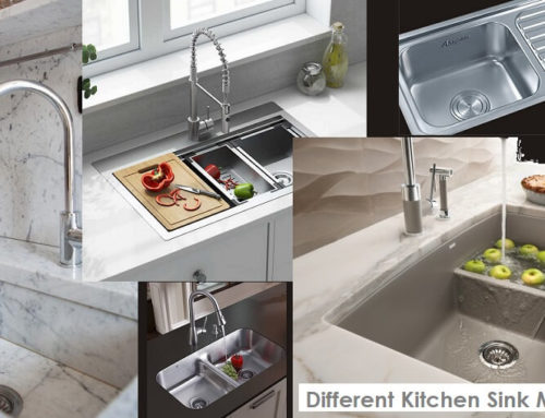 Different Types of Kitchen Sink Materials India