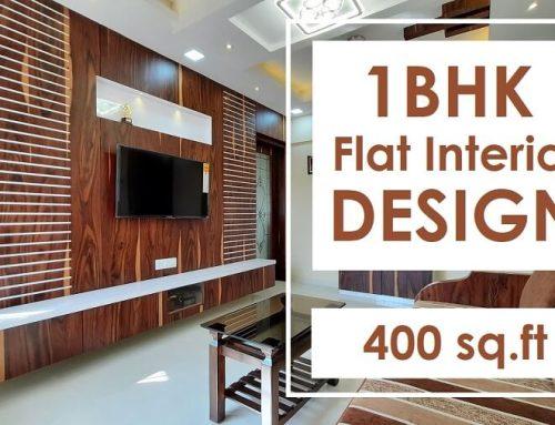 1 BHK Flat Interior Design, Matunga, Mumbai