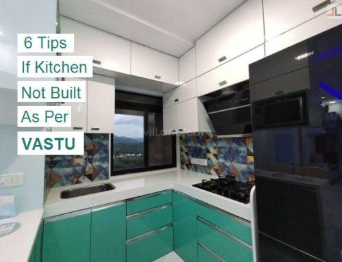 6 Tips – If Kitchen Not Built As Per Vastu