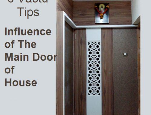 6 Vastu Tips – Influence of The Main Door of House